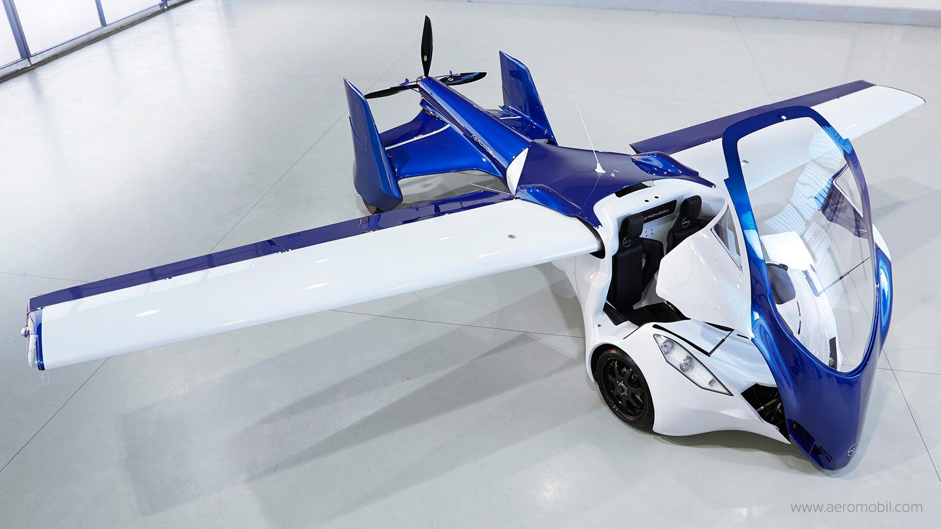 AeroMobil 3.0.
