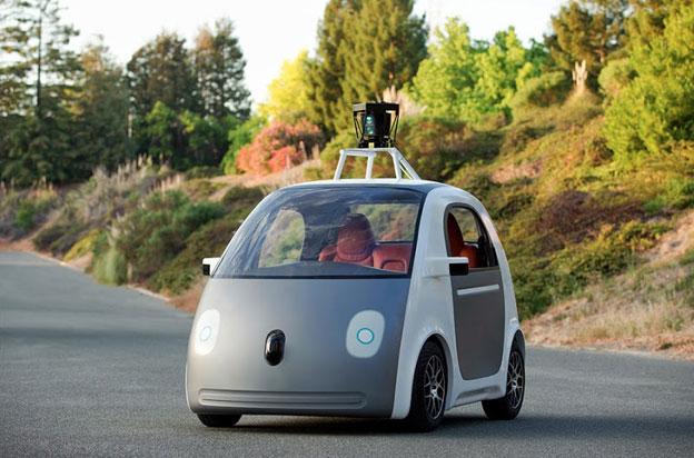 Google'ın otonom araçları ABD'nin ardından İngiltere'de test ediliyor. [Google]