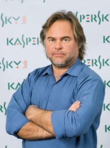 Eugene Kaspersky. [Kaspersky Lab]