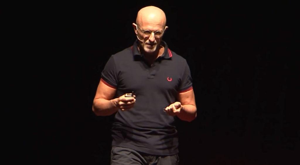 Sergio Canavero. [Ekran görüntüsü/YouTube]