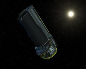 Spitzer Uzay Teleskobu [NASA]
