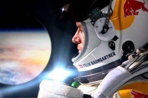 Astronotları radyasyondan korumak için Felix Baumgartner'in kullandığından çok daha gelişmiş teknoloji gerekiyor. [Redbull]