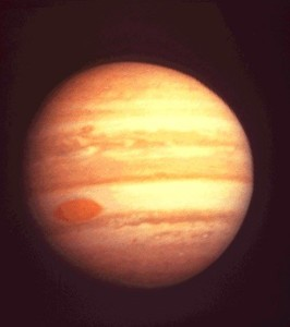 Pioneer 10 kamerasından Europa. [NASA]