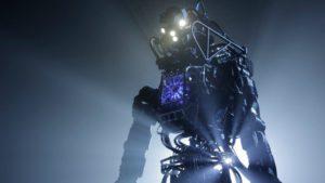 Dünyanın en gelişmiş robotlarından biri kabul edilen Atlas.