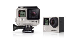 GoPro Hero 4. [GoPro]