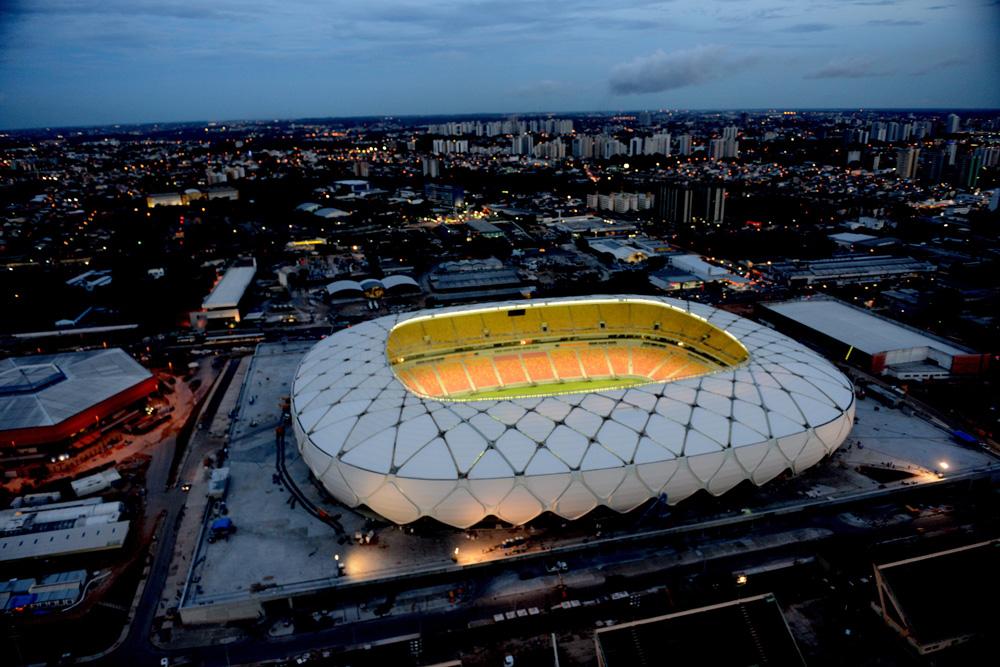 Arena da Amazônia. [Wikipedia]