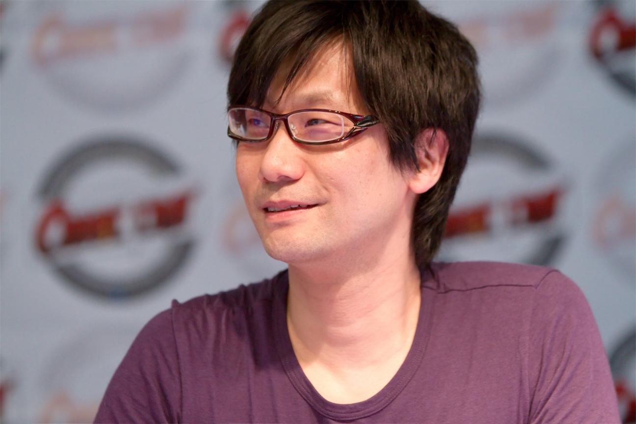 Hideo Kojima. [Wikipedia]