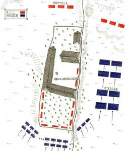 La Haye Saint saldırısı.