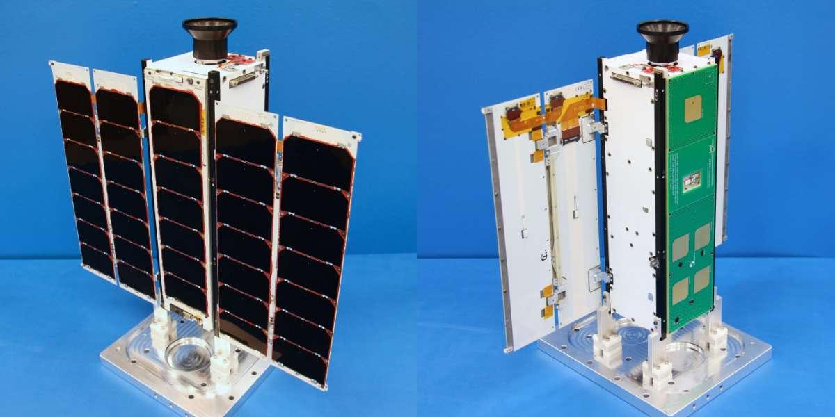 A3R uzay aracı. [Planetary Resources]