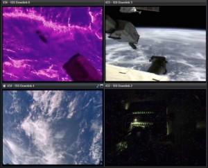 Arkyd 3 Reflight'ın UUİ'den ateşlenmesi. [NASA]