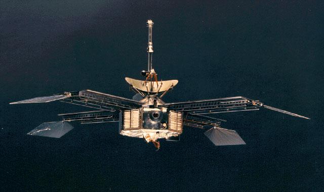 Mariner-4. [NASA]