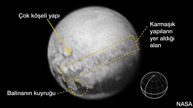 9 Temmuz'da 5,4 milyon km'den çekilen fotoğraf. [NASA]