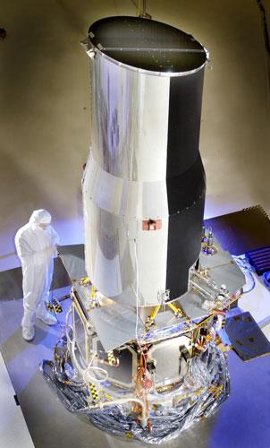 Spitzer Uzay Teleskobu. [NASA]