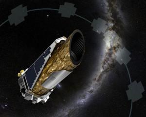 Kepler Uzay Teleskobu. [NASA]