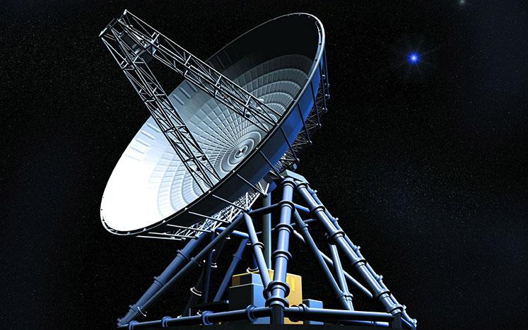KIC 8462852'den gelen radyo sinyalleri yerdeki teleskoplar yakalamaya çalışıyor.