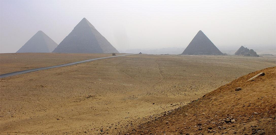 Giza Platosu. [Wikimedia]