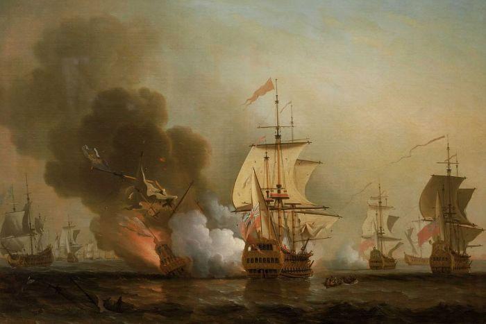 [National Maritime Museum/Samuel Scott]