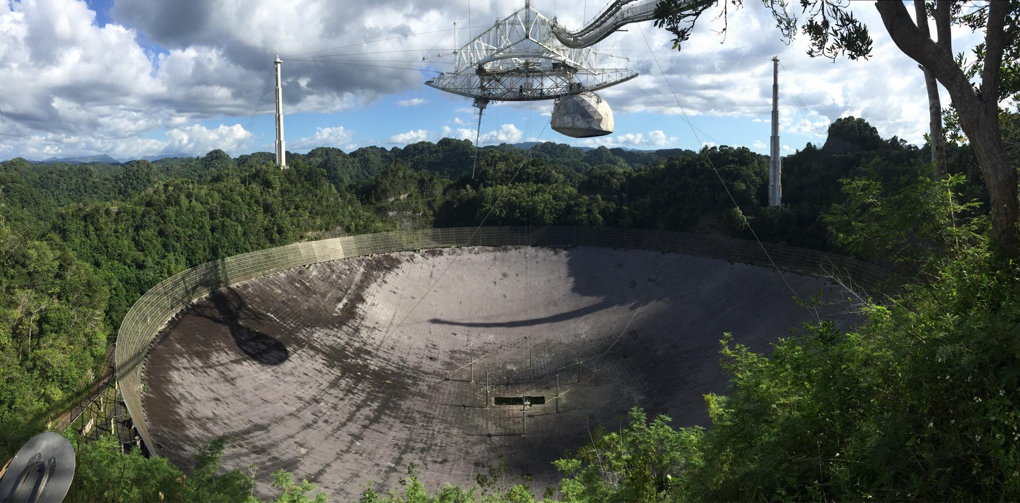Arecibo Teleskobu