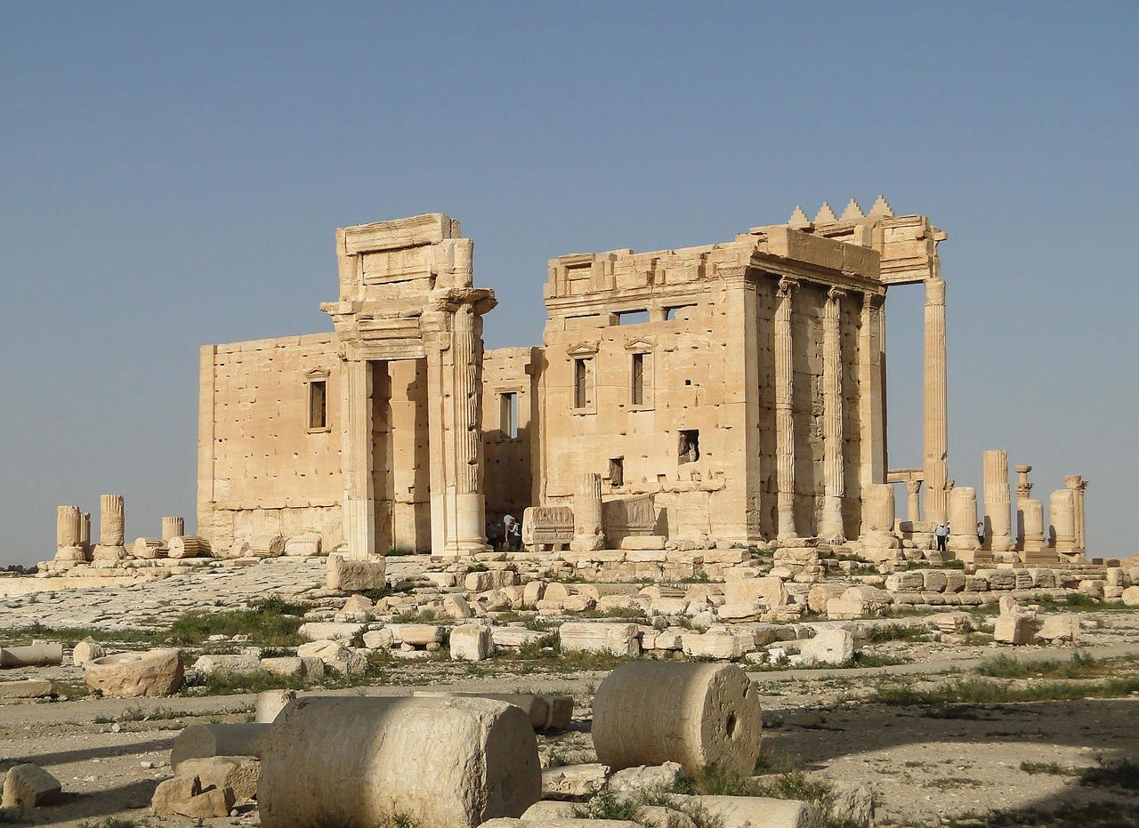 Bel Tapınağı. [Wikipedia]
