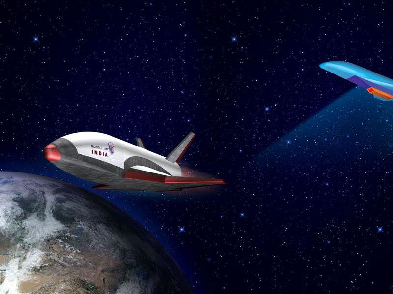 ISRO uzay aracının gelecekteki versiyonu.