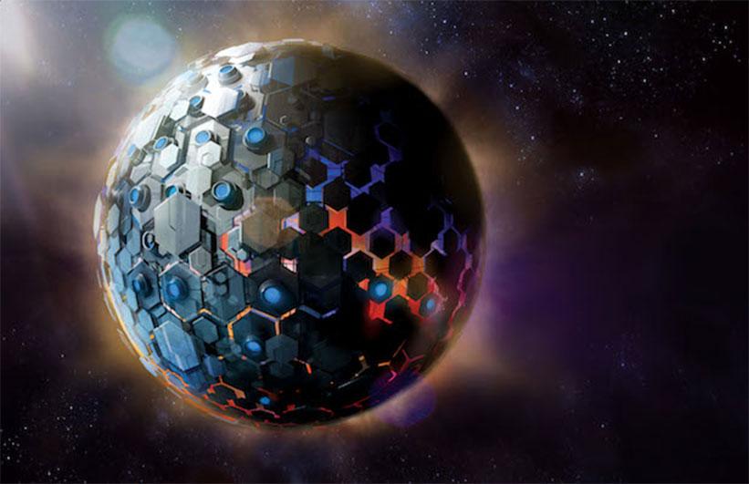 KIC 8462852'nin bir mega yapı tarafından sarıldığı düşüncesine uzak bakılıyor.