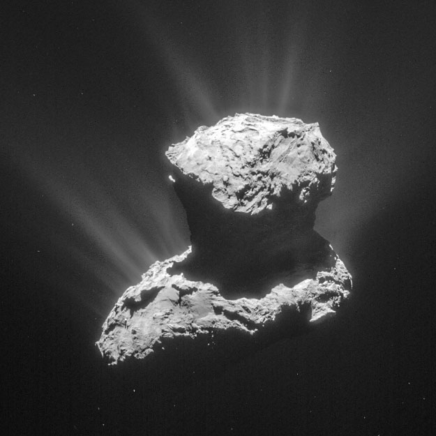 [ESA/Rosetta/NavCam – CC BY-SA IGO 3.0]