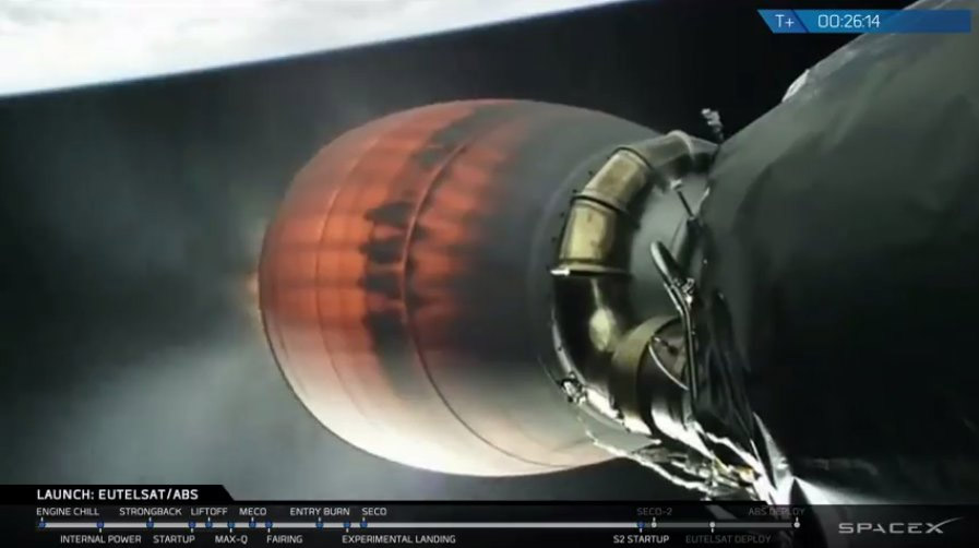 [Twitter/@SpaceX]