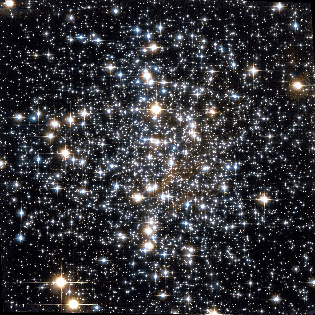 Hubble Teleskobu'ndan Messier 4. [NASA/STScI/WikiSky]