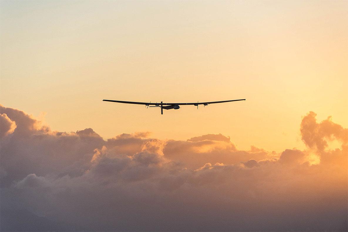 [Solar Impulse]