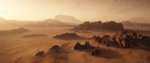Çin Mars'a Gidecek Olan Rover Aracını Tanıttı
