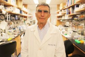Nobel Kimya Ödülü'nü kazanan Profesör Aziz Sancar. [YouTube]