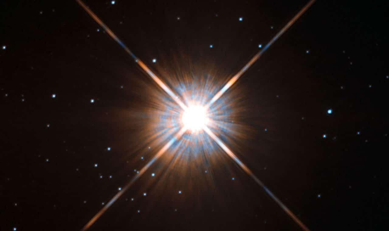 Proxima Centauri. [Wikipedia]