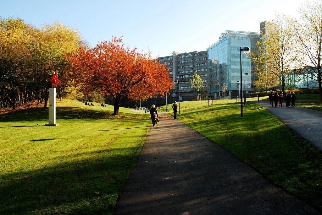 Brüksel Vrije Üniversitesi. [Facebook]