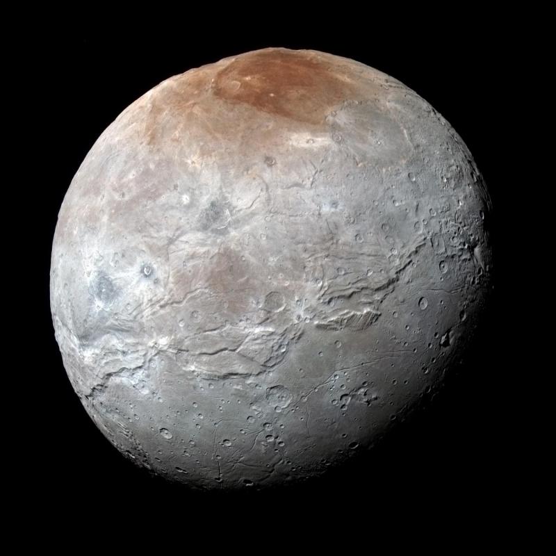 Pluton'un uydusu Charon