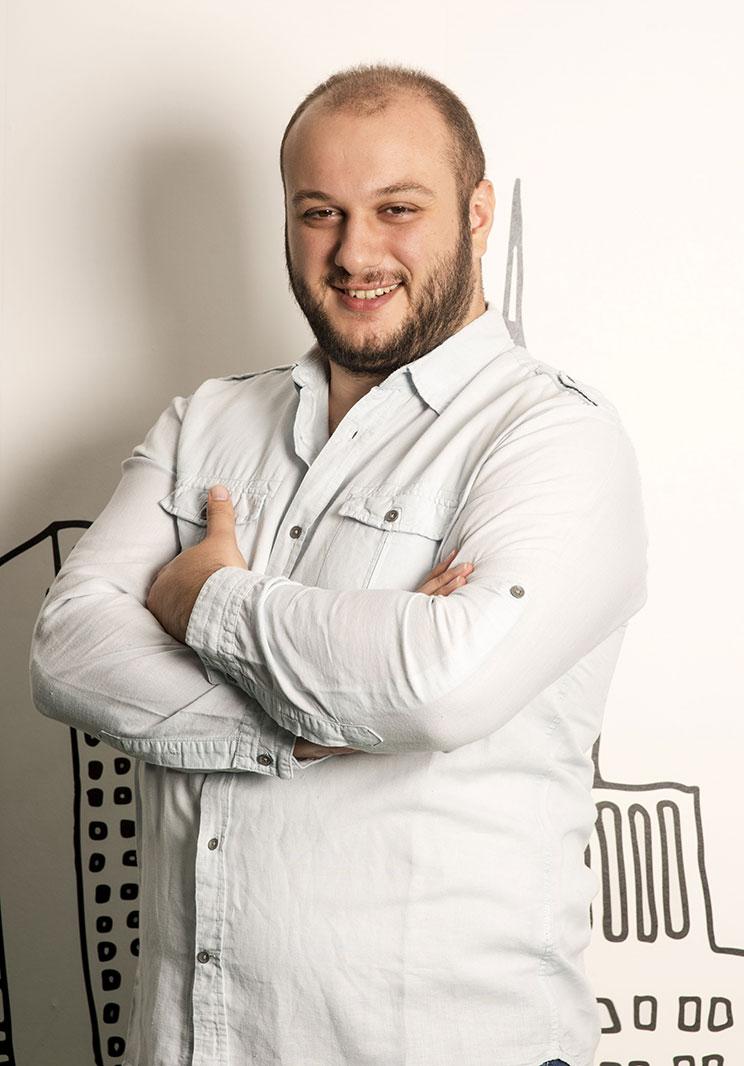 Zencommerce Ülke Müdürü Emre Gülas.