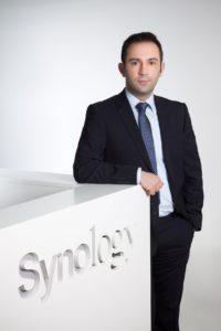 Synology Türkiye Ürün Müdürü Volkan Yiğit.