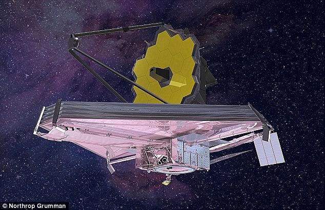 JSWT tahmini uzay görüntüsü