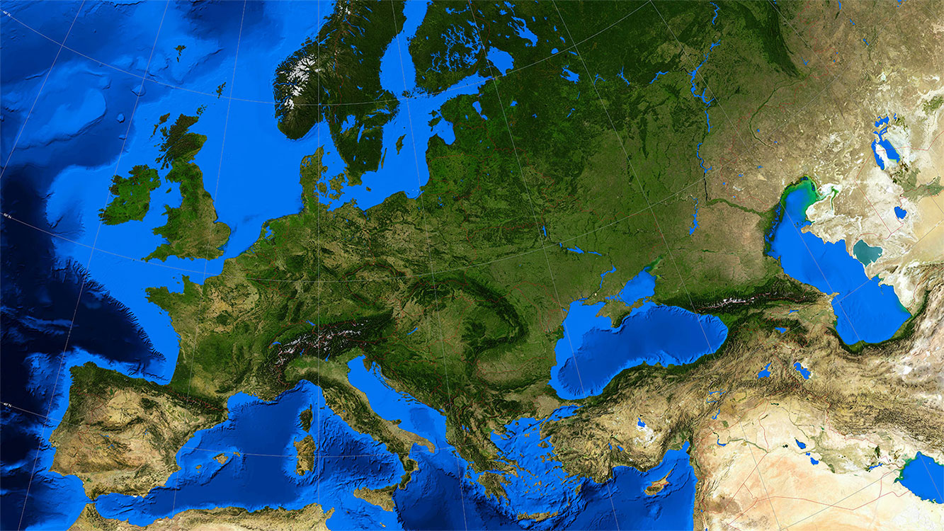 красотки стройны картинки ландшафта европы спутник она строит такие