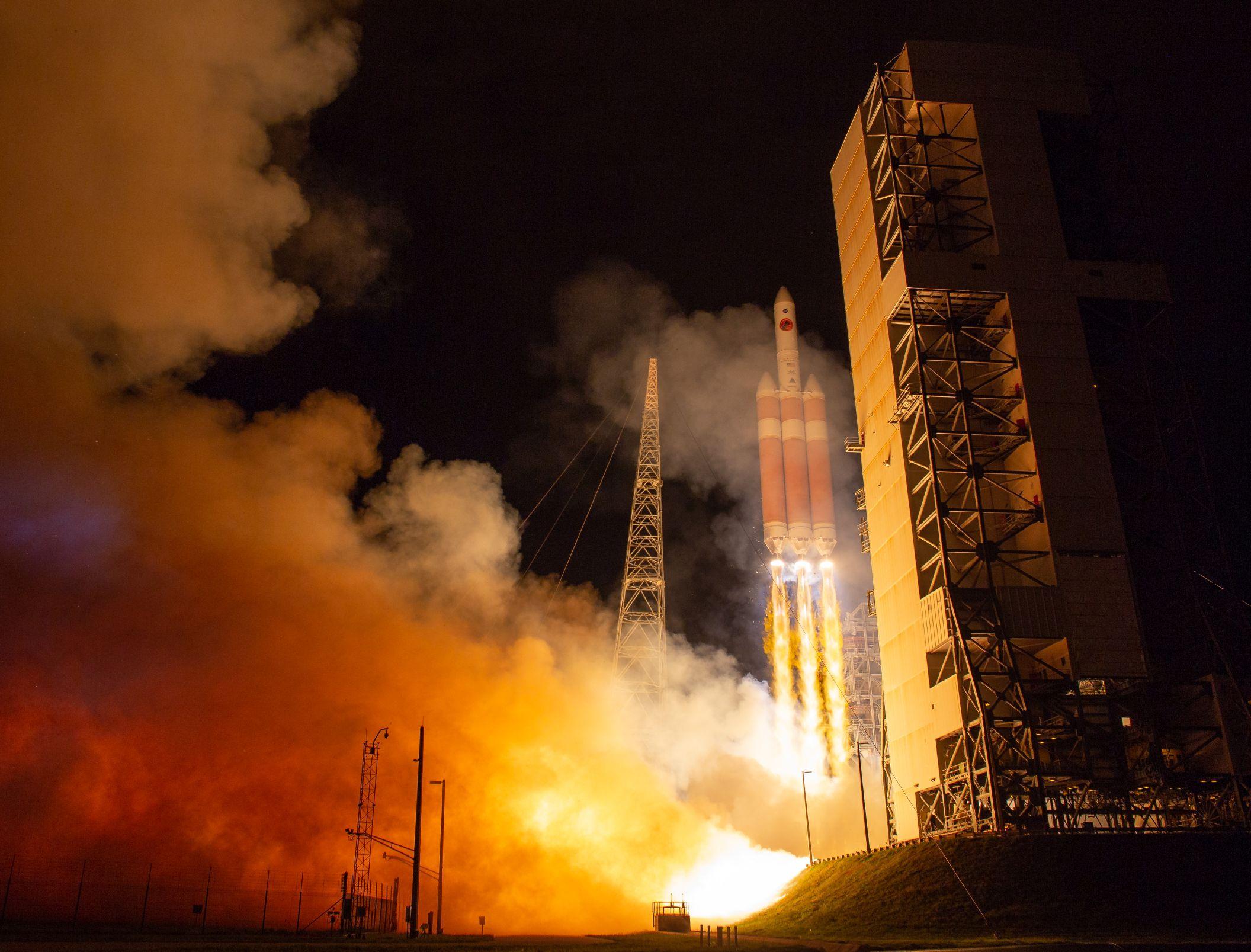 nasa probe launch - HD1200×800