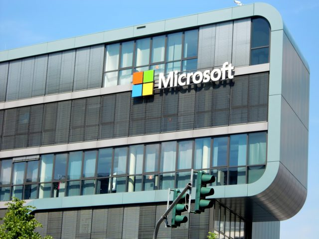 Microsoft binası